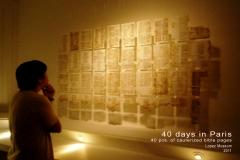 40 Days in Paris